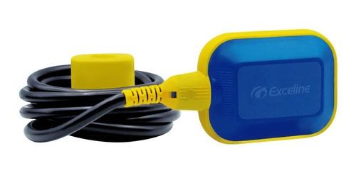 flotante eléctrico flotador para tanque exceline 3 mts cable