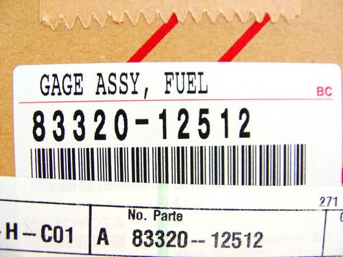 flotante medidor  gasolina corolla 1994-2002 original