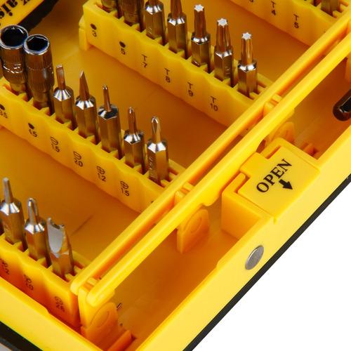 floureon 38- en -1 reparación herramienta equipo destornill