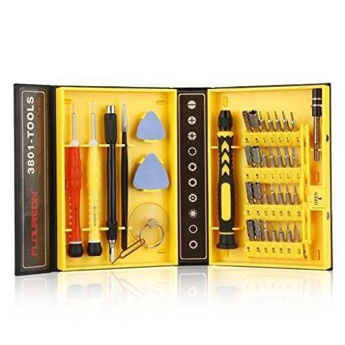 floureon 38 piezas precisión destornillador set