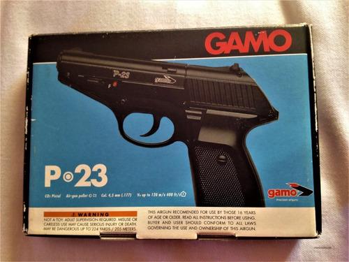 flover aire comprimido gamo p-23 calibre 4.5 co2