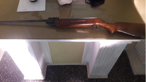 flower rifle