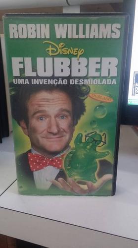 flubber uma invenção desmiolada -vhs
