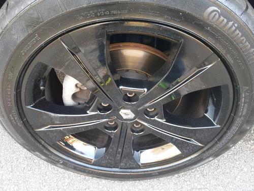 fluence 2013 2.0 gt branco turbo manual com teto novissimo