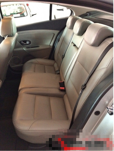 fluence sedan privilège 2.0 16v flex aut 2012
