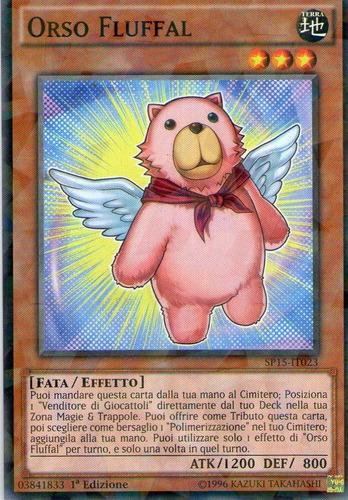 fluffal bear sp15 shatterfoil