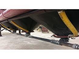 fluidificador aireador cisterna transporte de cemento