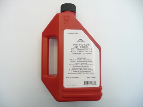 fluido aceite para suspensiones horquillas rock shox 15wt