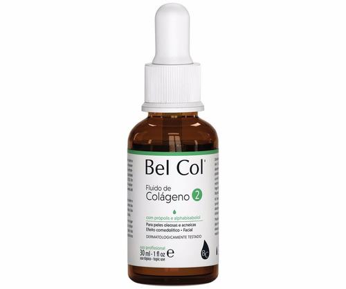 fluido de colageno controla el brillo de tu rostro