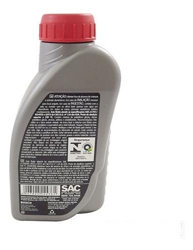 fluido freio dot 4 500ml original bosch