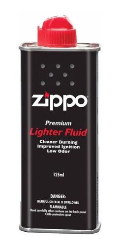fluido liquido recarga original para encendedor zippo y tipo