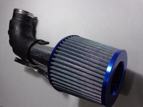 flujo filtro alto