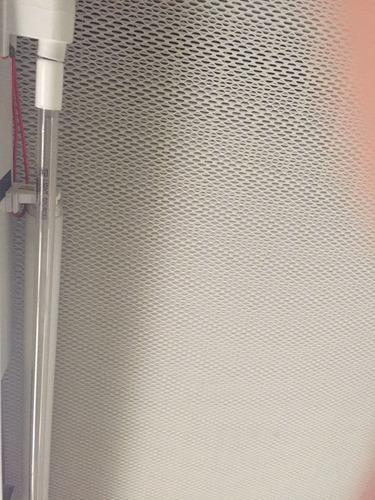 flujo laminar campana