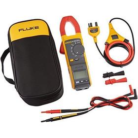 Fluke 381 Remote Display Truerms Acdc Abrazadera Con Iflex