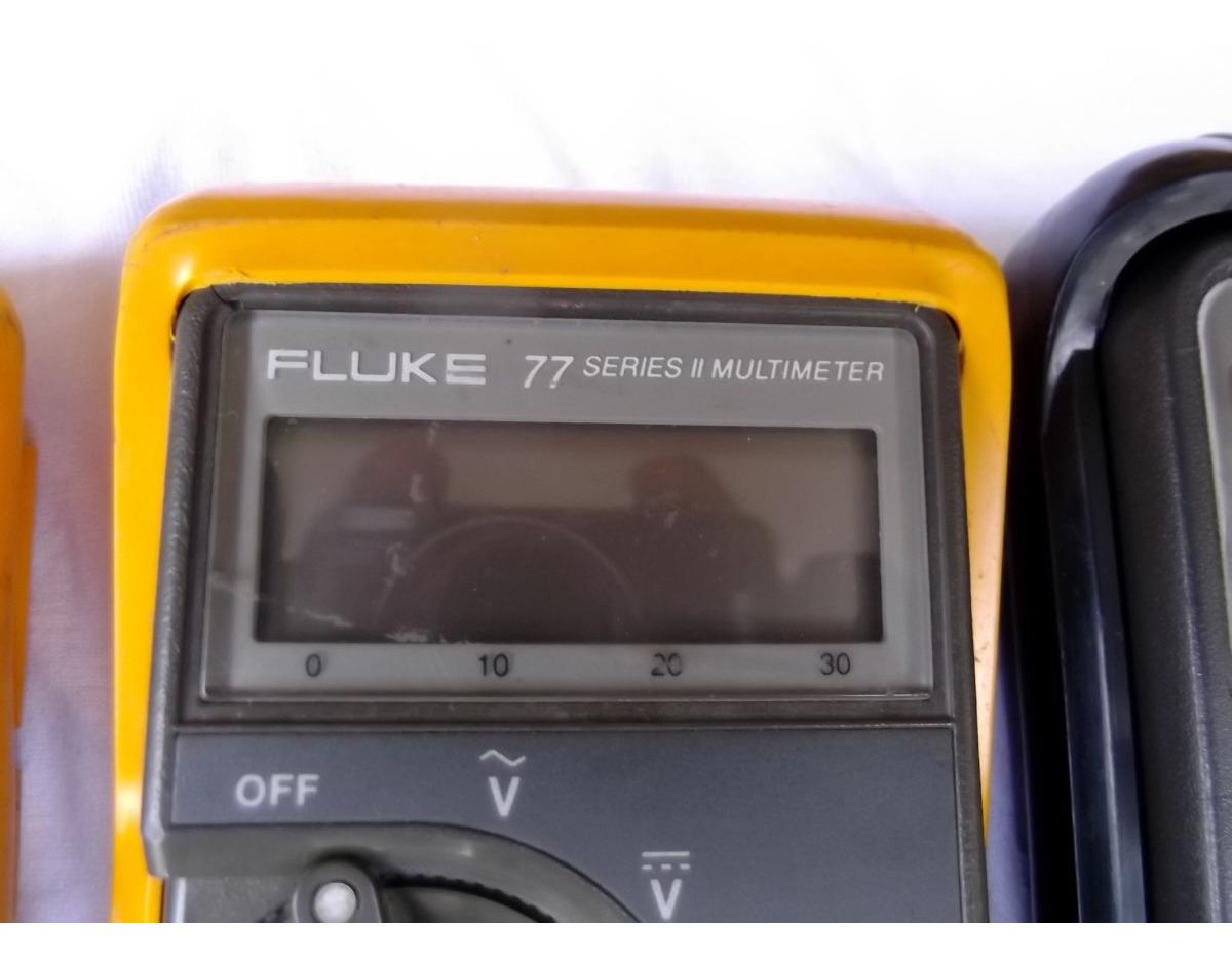 Fluke Solo Para Repuesto # 87, 77, Y 73 - Bs  35 000,00