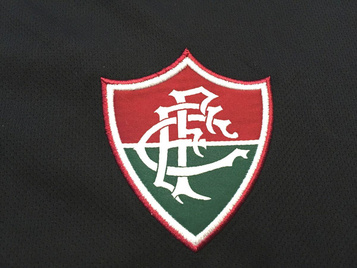 Carregando zoom... camisa fluminense brasileirão 2016 goleiro jogo cc8498b1ecd69