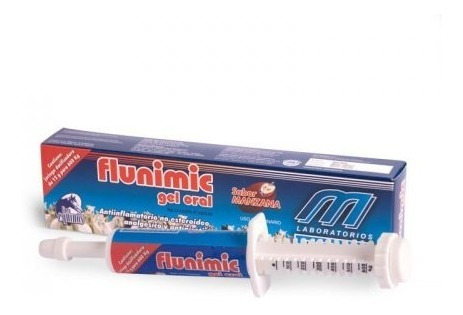 flunimic pasta oral -flunixin de meglumina-
