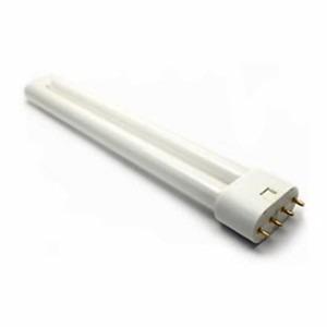 fluorescente compacto biax l 40w luz 830 base 2g11/ 53 cm ge