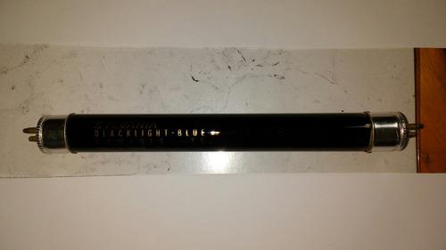 fluorescente para detector billete falso 4w luz uv sylvania