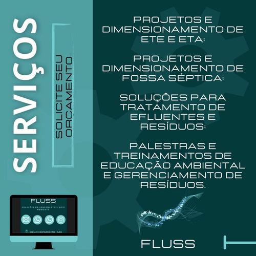 fluss soluções em saneamento e meio ambiente