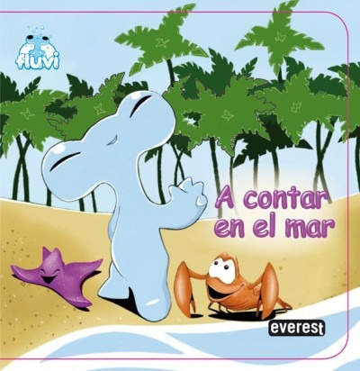 fluvi. a contar en el mar(libro infantil y juvenil)