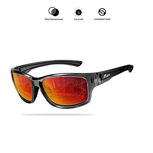 3940d9e6b5 Flux Gafas De Sol Deportivas Polarizadas Para Hombres Y ...