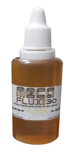 flux para soldar y desoldar mega-flux 30 rsa