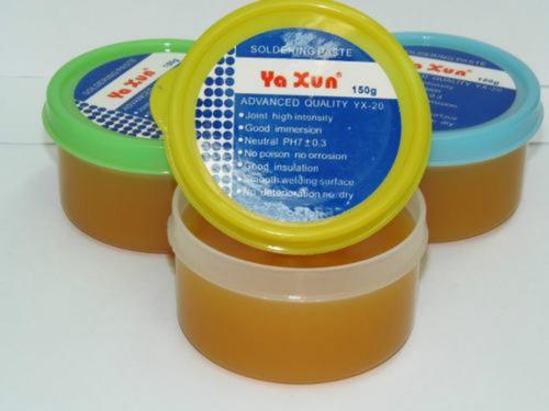 flux pasta para soldar yaxun 150g original tienda fisica