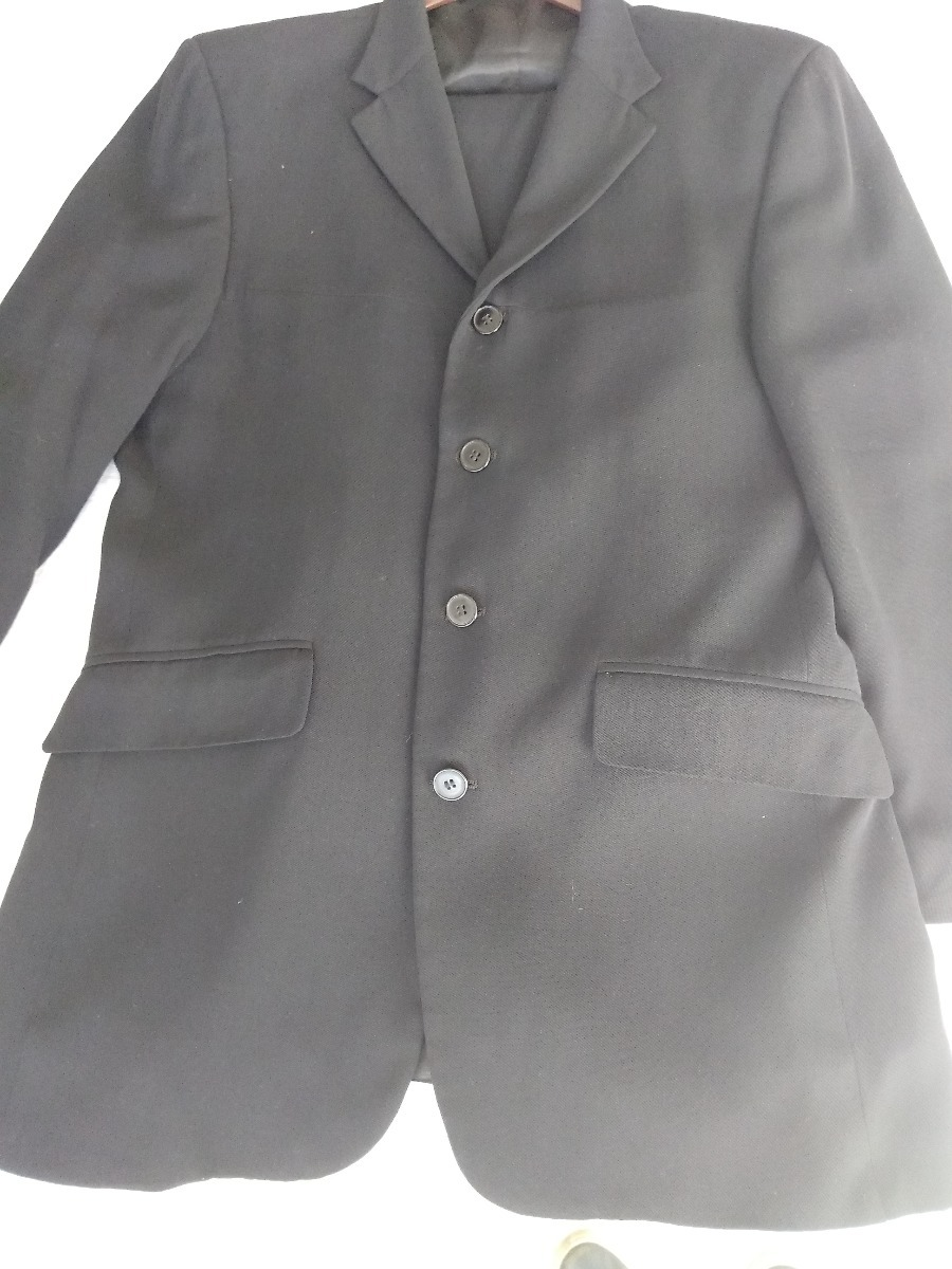 88fed5a4a382f Flux Traje Caballeros Marca Urban Color Negro ( Casi Nuevo ) - Bs ...