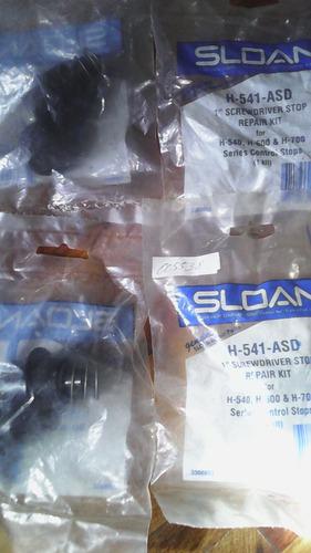 fluxometro kit h-541-asd valvula control sloan wc y urinario