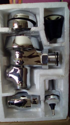 fluxometro para urinarios