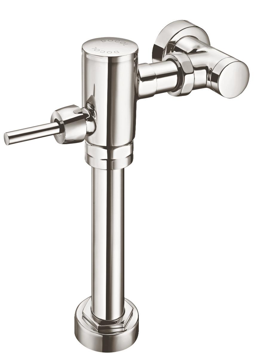 fluxometro valvula de descarga docol para inodoro o w c