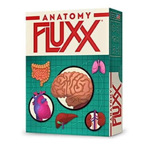 Fluxx Juego De Cartas De Anatomía - $ 27.990 en Mercado Libre