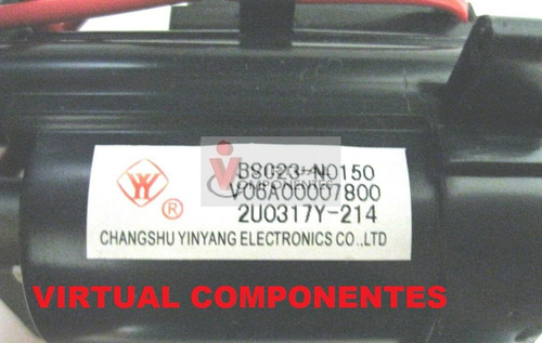 fly back bsc23-n0150 original semp toshiba