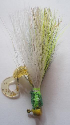 fly cast - jig pesca con mosca
