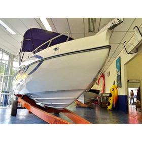 Fly Fish 210 + Motor Popa Yamaha 115hp 4t + Montagem Básica