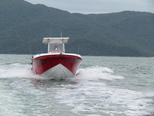 fly fish 230 + 2 motor mercury 115hp pro xs