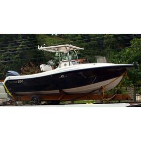 Fly Fish 230 Com Motor Yamaha 200hp 4t - Kit Básico Montado
