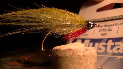 fly moscas alevines minnow 12 moscas