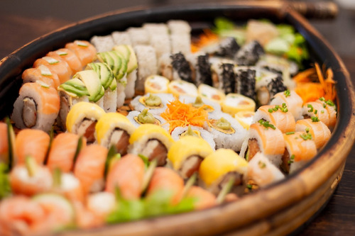 fly sushi - catering y eventos