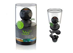 Fly360 Hd Video Camara Bluetooth Wifi 32gb Panoramica Sports