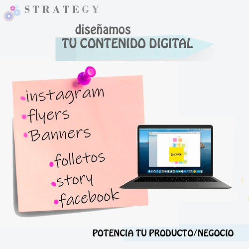 flyer digital diseño : instagram, facebook , banners ...
