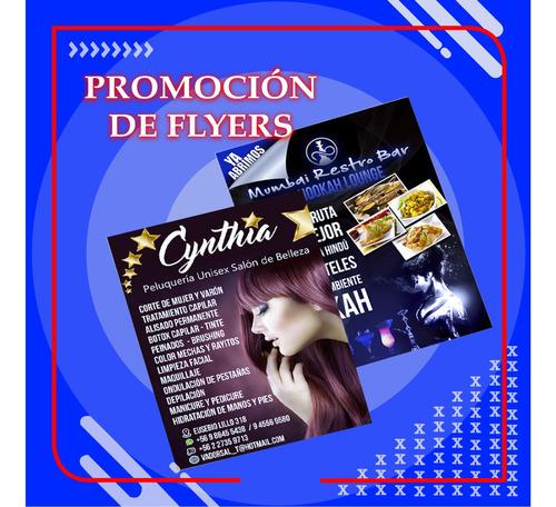flyers ---- volantes publicitario