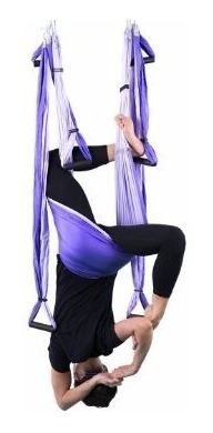 flying yoga, columpio +rega hamaca swiing areo pilates swing