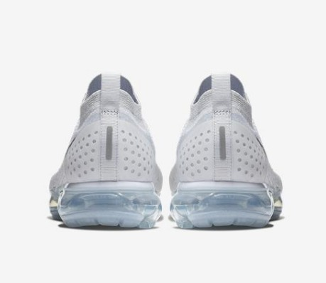 reputable site 4e4f7 d8688 Flyknit Nike Air Vapormax 2.0 Triple White 70% Off B. Friday