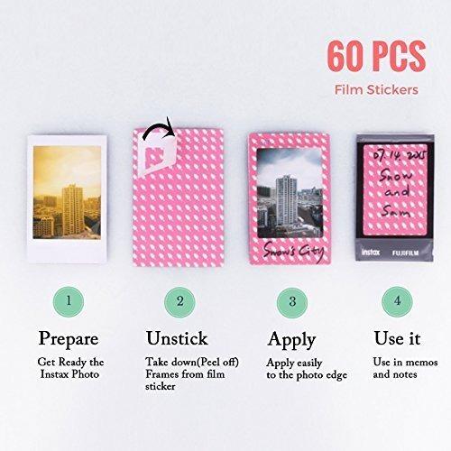 flylther fujifilm instax mini 8 8 9 caja de la camara de pel