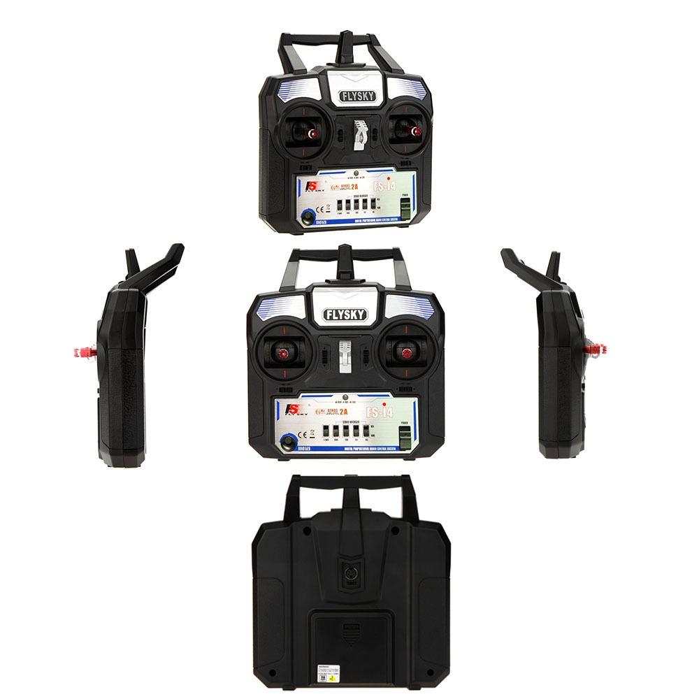 Flysky Fs I4 Afhds 2a 2.4ghz 4ch Transmisor Sistema Radio