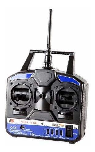 flysky fs-t4b 2.4ghz 4 canales transmisor y sistema de radio