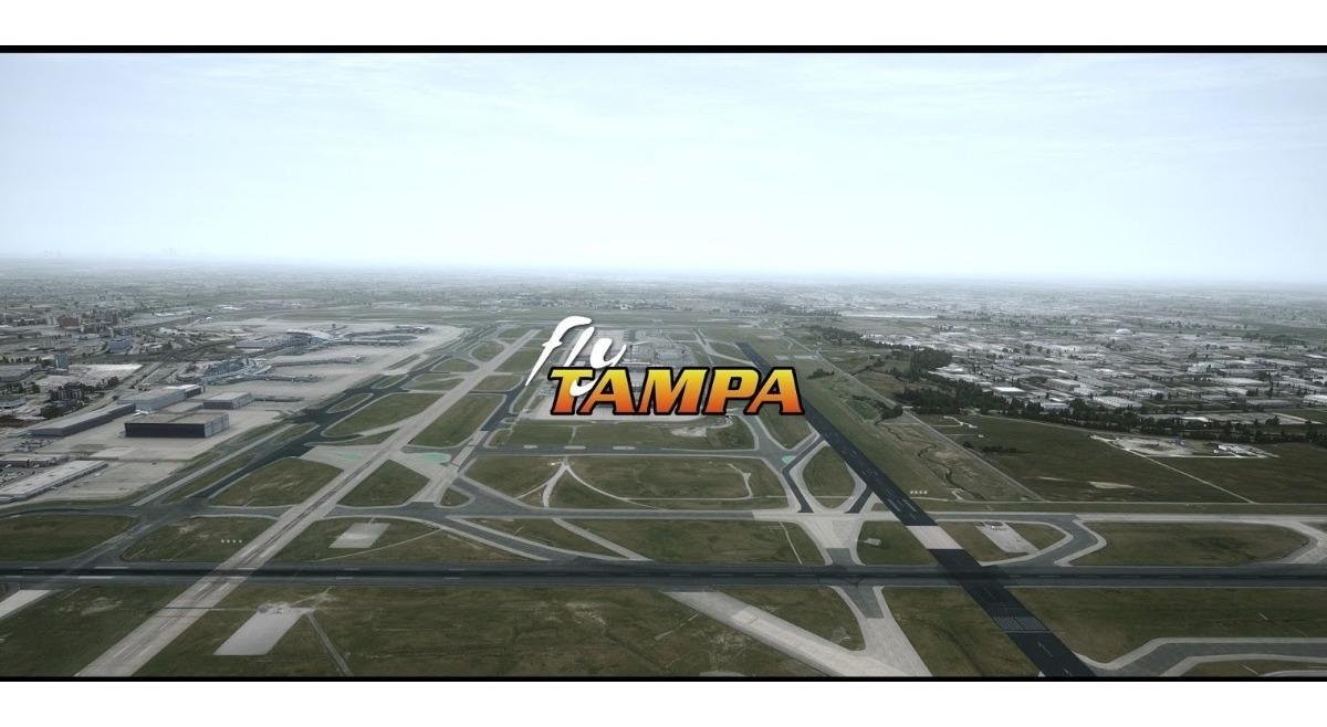 Flytampa - Cenários - Completos Fsx P3d V3 E V4 - Escolha