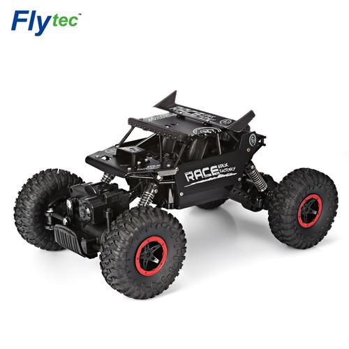 flytec 9118 1:18 aleación de 2.4g las cuatro ruedas rc de e